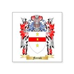 Ferroli Square Sticker 3