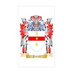 Ferroli Sticker (Rectangle 50 pk)