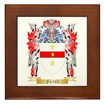 Ferroli Framed Tile