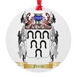 Ferris Round Ornament