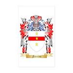 Ferrino Sticker (Rectangle 10 pk)