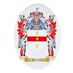 Ferrino Ornament (Oval)