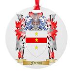 Ferrini Round Ornament