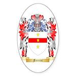 Ferrini Sticker (Oval 10 pk)
