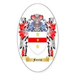 Ferrin Sticker (Oval 50 pk)