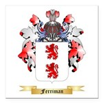 Ferriman Square Car Magnet 3