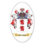 Ferriman Sticker (Oval)
