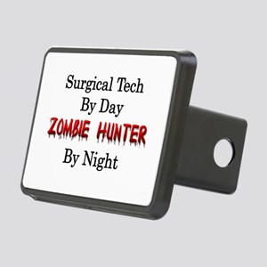 Surgical Tech/Zombie Hunte Rectangular Hitch Cover