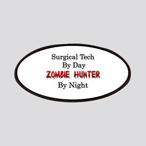 Surgical Tech/Zombie Hunter Patches