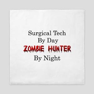 Surgical Tech/Zombie Hunter Queen Duvet