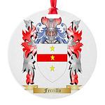 Ferrillo Round Ornament
