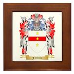 Ferrillo Framed Tile