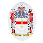 Ferrillo Ornament (Oval)