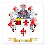 Ferrighi Square Car Magnet 3