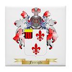 Ferrighi Tile Coaster