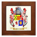 Ferriero Framed Tile