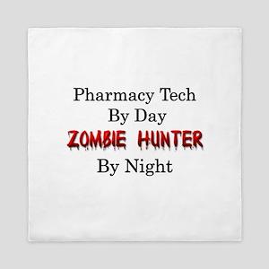 Pharmacy Tech/Zombie Hunter Queen Duvet