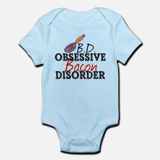 Funny Bacon Infant Bodysuit