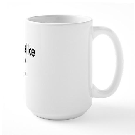 there's no place like 127.0.0.1 Large Mug