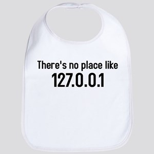 there's no place like 127.0.0.1 Bib