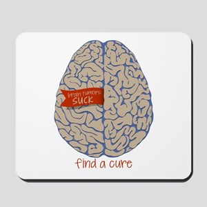 Find A Cure Mousepad