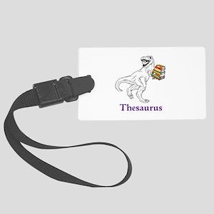 Thesaurus Luggage Tag