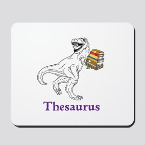 Thesaurus Mousepad