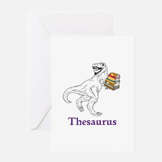 Thesaurus Greeting Cards