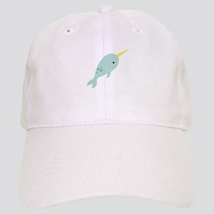 Narwhal Sea Whale Animal Baseball Cap