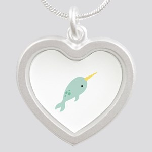 Narwhal Sea Whale Animal Necklaces