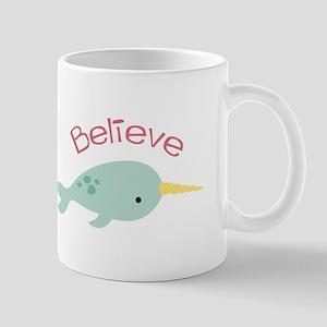 Believe Mugs