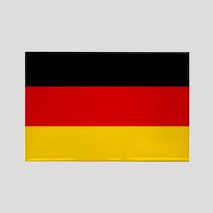 Germany Flag Rectangle Magnet