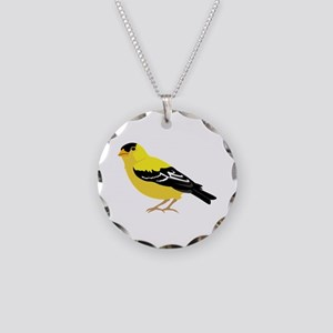 American Goldfinch Necklace