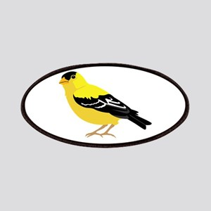 American Goldfinch Patches