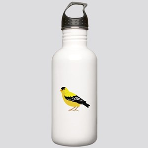 American Goldfinch Water Bottle