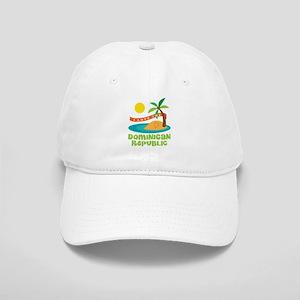 I Love The Dominican Republic Cap