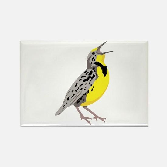Western Meadowlark Magnets
