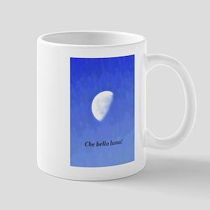 Che bella luna! Mugs