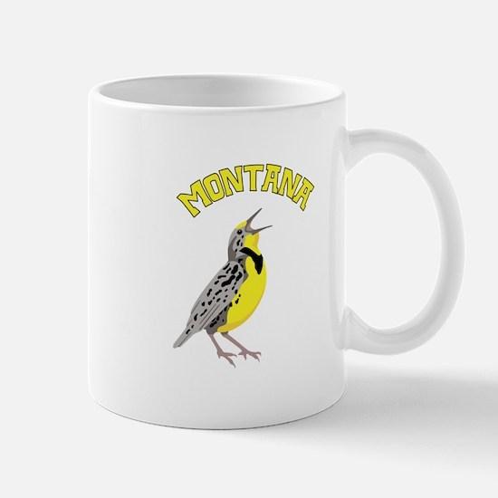 MONTANA Meadowlark Mugs