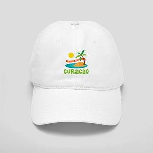 I Love Curacao Cap