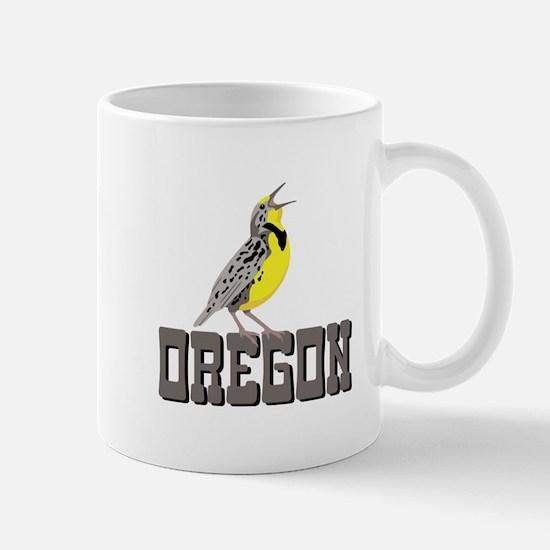 OREGON Meadowlark Mugs