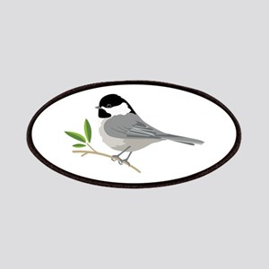 Black-Capped Chickadee Patches