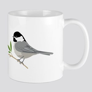 Black-Capped Chickadee Mugs