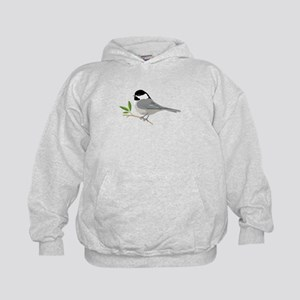 Black-Capped Chickadee Hoodie