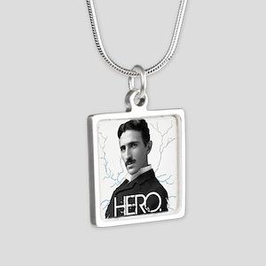 HERO. - Nikola Tesla Necklaces