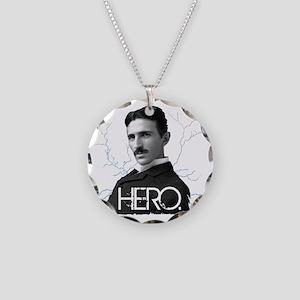 HERO. - Nikola Tesla Necklace