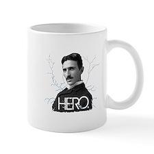HERO. - Nikola Tesla Mugs