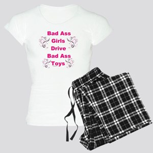 Bad Ass Girls  Women's Light Pajamas