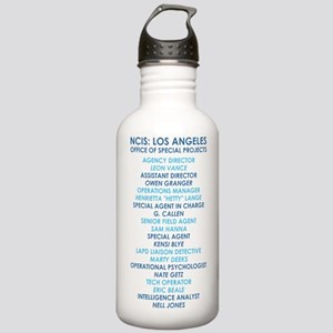 NCIS: LA - OSP Stainless Water Bottle 1.0L