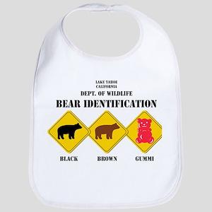 Gummi Bear Warning - Tahoe Bib